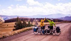 Encuesta: en bici con alforjas