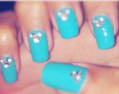 princess nailstyle