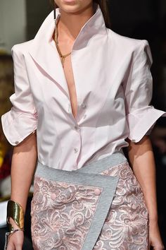 ZsaZsa Bellagio – Like No Other: FASHION WEEK CHIC: Alexis Mabille