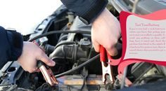 Check your battery   Make sure the contacts on your car battery are clean and corrosion free, and take the battery to an auto repair shop to have it tested. If the battery is more than four years old, consider replacing it. #studdedtires