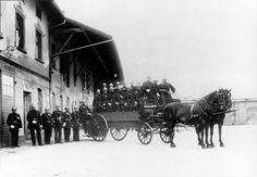 Historischer Verein Laim e.V. - Feuerwehr in Laim