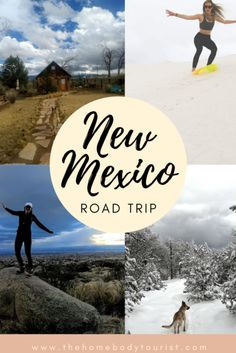 Dog-Friendly New Mexico Road Trip - The Homebody Tourist