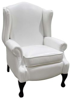 Wingback Chairs on Pinterest