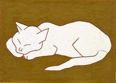 kumagai.jpg〈白猫〉