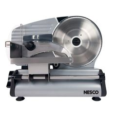 Electric Meat Slicer Commercial Food Cooks Steel Deli Cheese Cutter Restaurant for sale online Specialty Appliances, Small Appliances, Kitchen Appliances, Stainless Dishwasher, Stainless Steel, Meat Slicers, Get Thin, Electric Foods, Best Meat