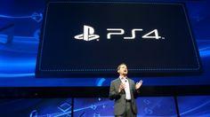 Sony - Conférence PlayStation 4 (PS4)