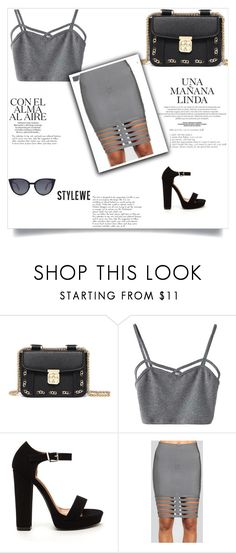 """styleWe 4."" by samra-sisic ❤ liked on Polyvore featuring WithChic and Fendi"