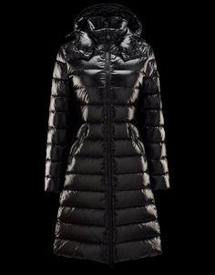 Perfect winter coat. MONCLER Women - Fall/Winter 12 - OUTERWEAR - Coat - Moka