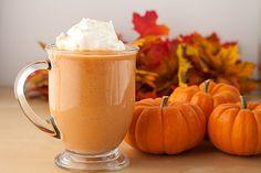 4. Pumpkin Spice Smoothie   Community Post: 101 Pumpkin Recipes From Drinks To Dessert