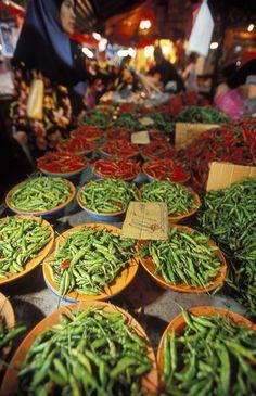 Chow Kit Market, Kuala Lumpur, Malaysia