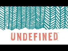 The Undefined video...a short tutorial on how to carve a stamp.