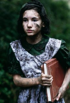PAN'S LABYRINTH (2006): 'And it is said that the Princess returned to her father's kingdom. That she reigned there with justice and a kind heart for many centuries. That she was loved by her people. And that she left behind small traces of her time on Earth, visible only to those who know where to look...'