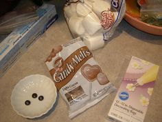 Tuesday Tutorial (On A Monday) - Marshmallow Propeller Pops - Revel and Glitter Airplane Party Food, Airplane Baby Shower, I Kid You Not, Candy Melts, Marshmallow, Cocoa, Tuesday, Wax, Marshmallows