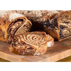 Can't decide chocolate or cinnamon babka? It's easy, take both!
