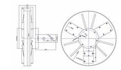 Coreless PMG! 1kw 12v /24v/48v/96v vertical axis wind generator, 3 phase AC generator Magnetic Motor, Electrical Engineering, Farms, Motors, Magnets, Solar, Technology, Mtb Bike, Tech