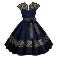 pinup Dress - Rockabilly Dress