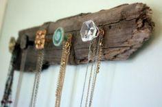Top 10 smart DIY ways to organize your jewelry