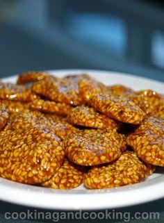 Great Sohan Konjedi Recipe, Persian Candy, ,