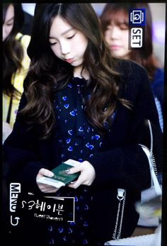 150412 Incheon Airport TaeYeon Preview