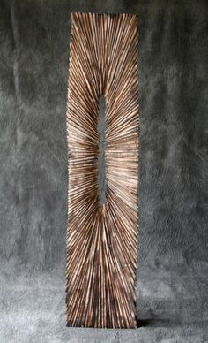 Thierry Martenon ~ # 310707, 2007 (wood, maple)