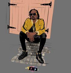 Haitian rapper Izolan fan art by Bboy design Haitian Art, Black Art, Rapper, Fan Art, Cartoon, Movies, Movie Posters, Design, Films