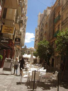 Café en la calle