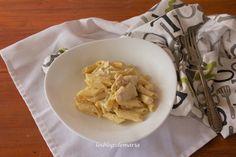 Macarrones con pollo a la salsa de curry   Comer con poco