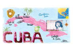 Cuba stampa ora disponibile nel negozio Jessopart.