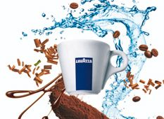 Lavazza Super Crema - A blend made from washed Brazilian coffee beans grown in Central America and Indonesia, for a particularly delicate, mild coffee with a wonderfully creamy texture