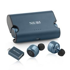 Cheapest prices US $29.39  NiUB5 Super Bluetooth Earphone 7*6 Hours Play Time HiFi Mini In Ear Earbuds with Microphone Noise Cancelling Headset for Phone  #NiUB #Super #Bluetooth #Earphone #Hours #Play #Time #HiFi #Mini #Earbuds #Microphone #Noise #Cancelling #Headset #Phone  BestSeller