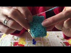 - Life with Alyda Beading Tutorials, Beading Patterns, Crochet Patterns, Beaded Jewelry Designs, Seed Bead Jewelry, Design Youtube, Concrete Jewelry, Bead Crochet Rope, Beaded Purses