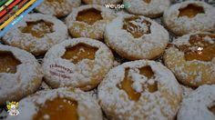 #arieccoci #Biscotti #occhiodibue...ce ne vuole almeno #due! #ricette #dolci #cake #sweet #recipe