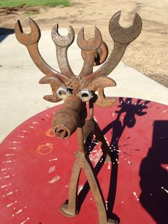 Deer, Rudolf, Christmas decoration