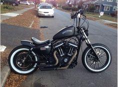 2013 Harley-Davidson Sportster 883 IRON