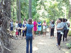Time for your garden club or educational agency to begin planning for spring field trips? Visit http://www.jmu.edu/arboretum/tours.shtml for how to request a guided tour to learn about native plants and trees at the EJC Arboretum at JMU.