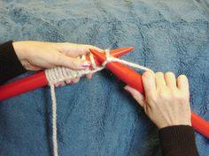 How To Knit, Beginner Knitting
