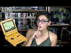 Let's play on my Gameboy ~ASMR~ Batman: The Video Game - YouTube