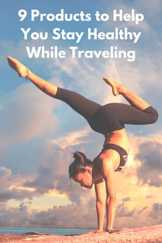 9 Products to Help You Stay Healthy While Traveling Travel Articles, Travel Advice, Travel Tips, Vacation Trips, Vacation Travel, Travel Design, Cruise Travel, Travel Activities, Health And Beauty Tips