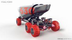 Star 266 Dakar concept on Behance