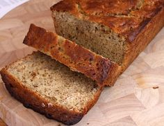 This is my go to banana bread recipe. So good and I make it with all whole grain flours.