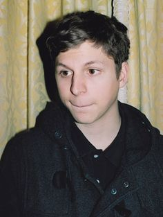 Michael Cera. Because I love a good nerd!