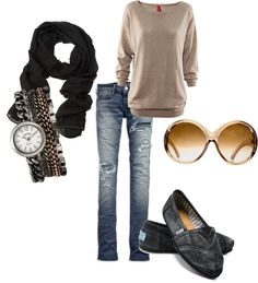 """casual"" by agould52 on Polyvore"