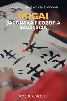 Jaki jest sposób na długie życie w szczęściu? Jak odnaleźć sens życia? Poznaj IKIGAI i odkryj japoński przepis na szczęście i długowieczność.  #rosnijwsile #blog #motywacja #rozwój #sukces #siła #myśli #pieniądze #psychologia#japan #japonia #ikigai #inspiracja #marzenia #umysł #szczęście #życie Self Development, Better Life, Psychology, Coaching, Relax, Articles, Magic, Books, Psicologia