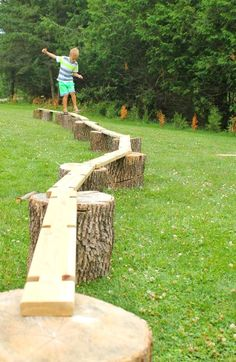 Outdoor Play Areas, Outdoor Games For Kids, Backyard For Kids, Outdoor Fun, Natural Outdoor Playground, Outdoor Activities, Backyard Games, Family Activities, Backyard Play Areas