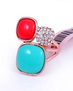 Ben Rose Gold Ring-$22