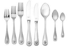 "Versace ""Medusa"" cutlery Silver Plated"