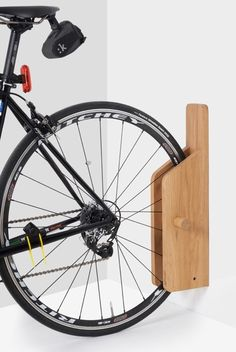 Super Bike Storage Garage Ideas Sheds 40 Ideas, Wood Bike Rack, Wall Mount Bike Rack, Bicycle Rack, Diy Bike Rack, Folding Bicycle, Bike Racks For Garage, Bicycle Helmet, Wooden Bicycle, Tire Rack