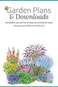 Free Flower Garden Plans