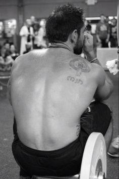 Rich Froning Tattoo : froning, tattoo, Froning, Tattoo, Elegant