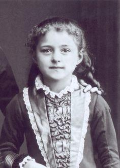 """Sainte Thérèse de """"l'Enfant""""!"""
